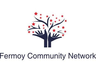 fermoy community network logo