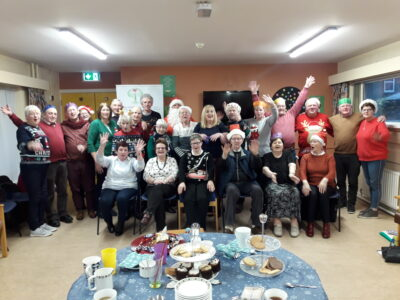 Singing for the Brain Fermoy Group - Christmas 2019